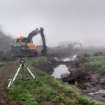 Cicil and waterway construction